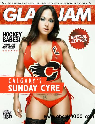 Glam Jam Magazine Special Edition (Hockey Babes) free download