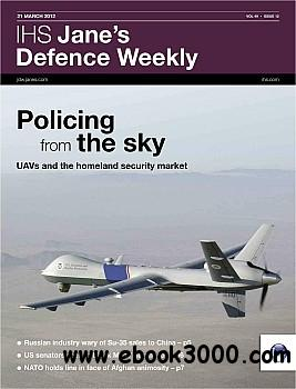 Jane's Defence Weekly - 21 March 2012 free download