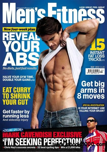 Men's Fitness UK - May 2012 free download