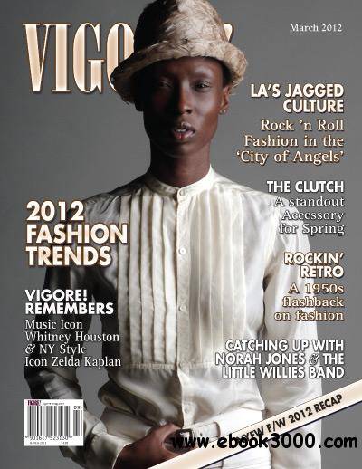 Vigore Magazine - March 2012 free download