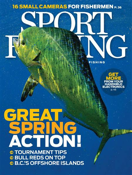 Sport Fishing - April 2012 free download
