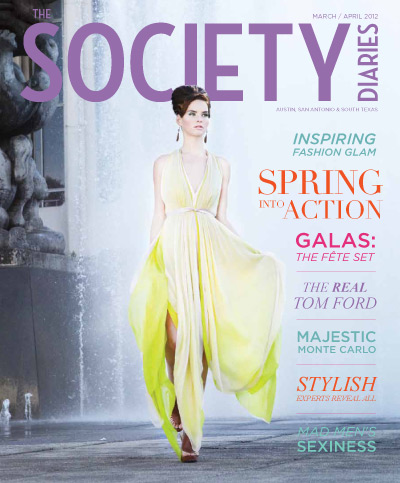 The Society Diaries - March/April 2012 free download