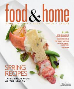 Food Home Magazine - Spring 2012 free download