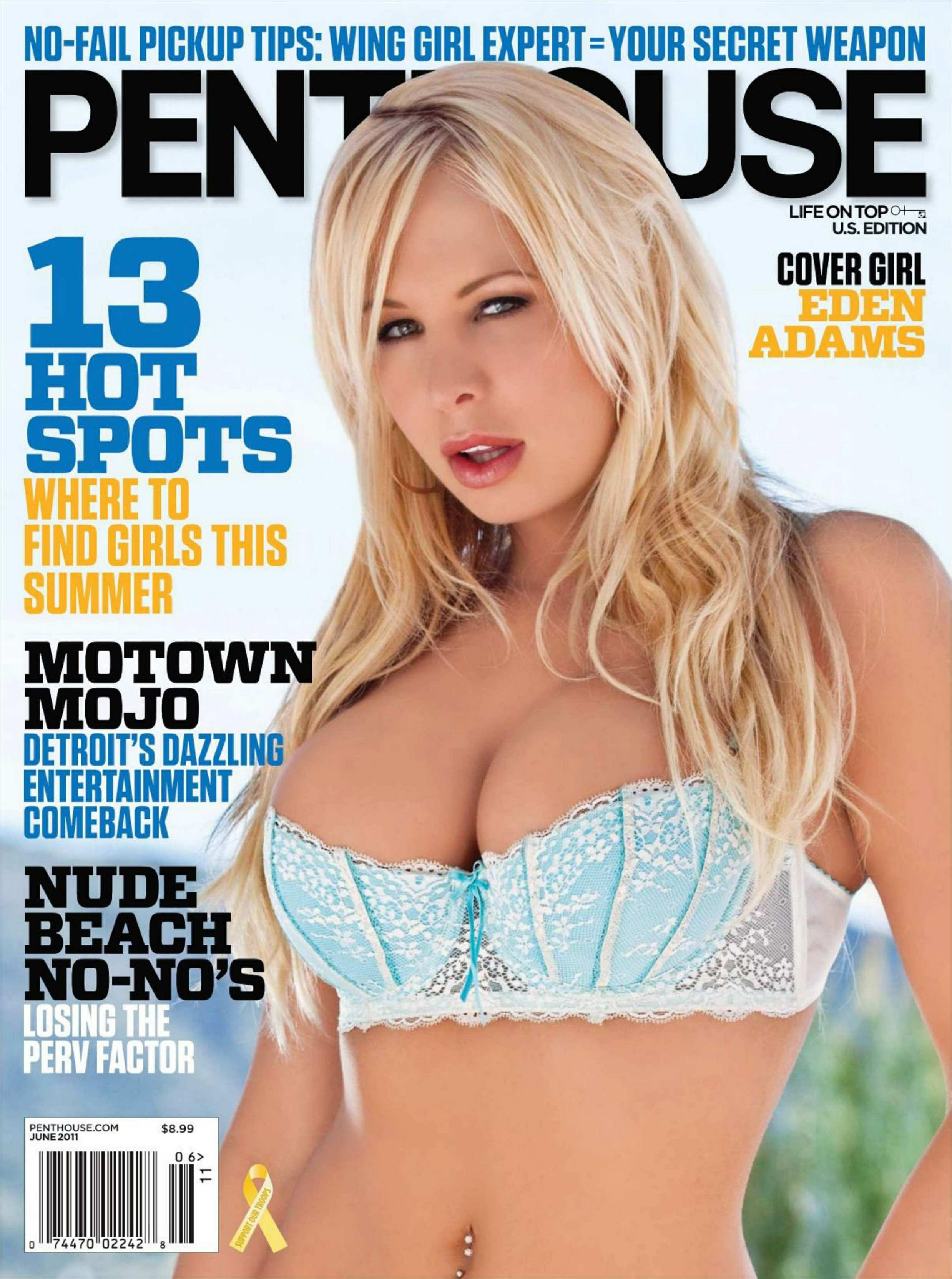 Penthouse USA - June 2011 free download