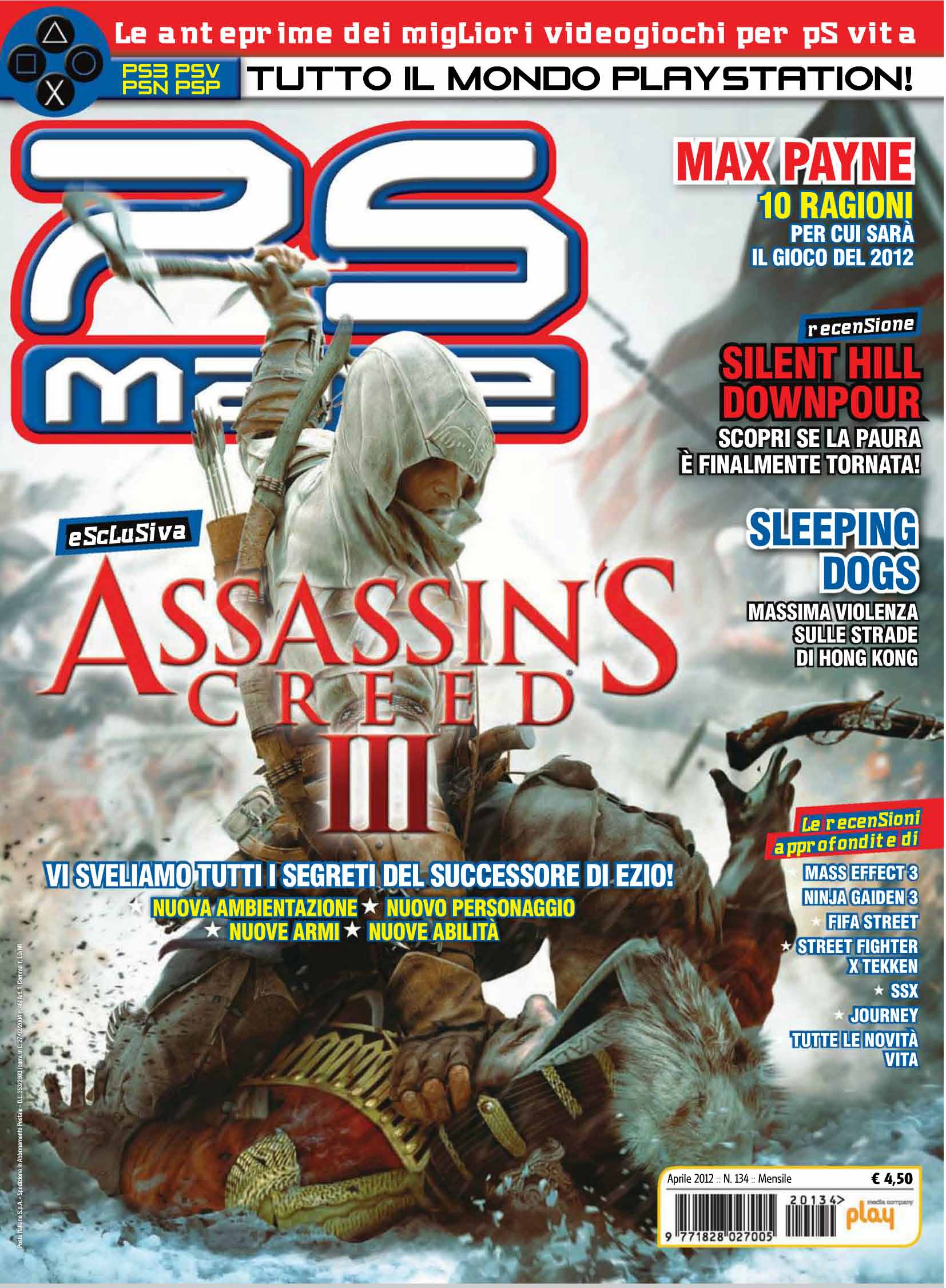 PS Mania Aprile 2012 free download