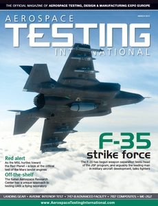 Aerospace Testing International - March 2012 free download