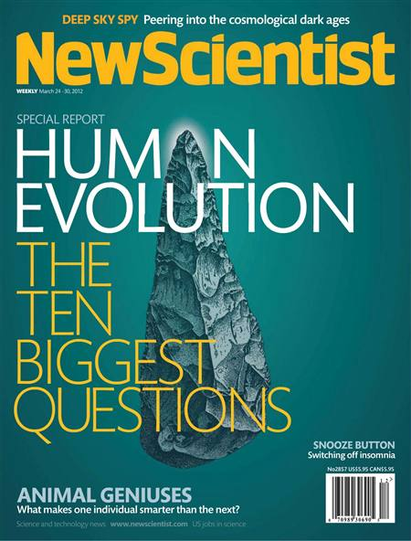 New Scientist - 24 March 2012 download dree