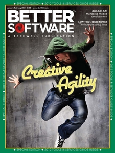 Better Software - January/February 2012 free download