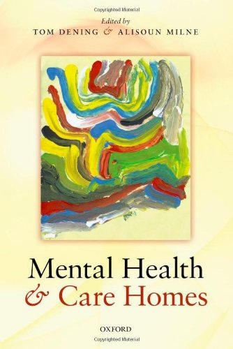 Mental Health and Care Homes free download