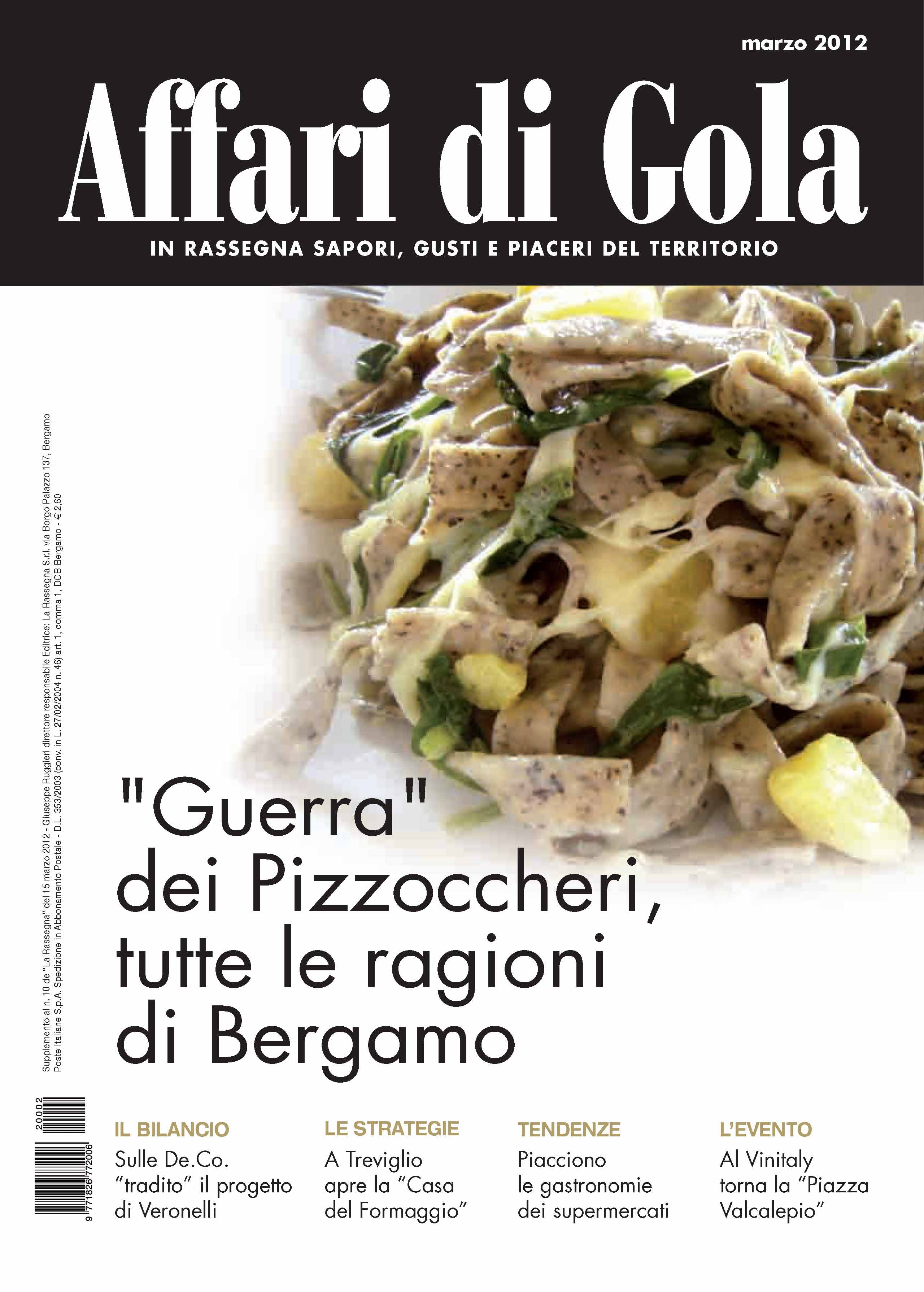 Affari di Gola Marzo 2012 free download