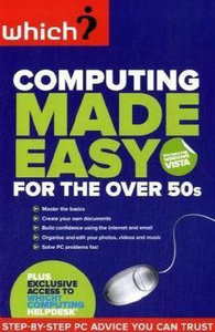 Computing Made Easy for the Over 50s free download
