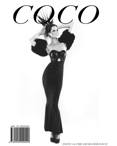 Coco Magazine - March 2012 (Designer Issue) free download