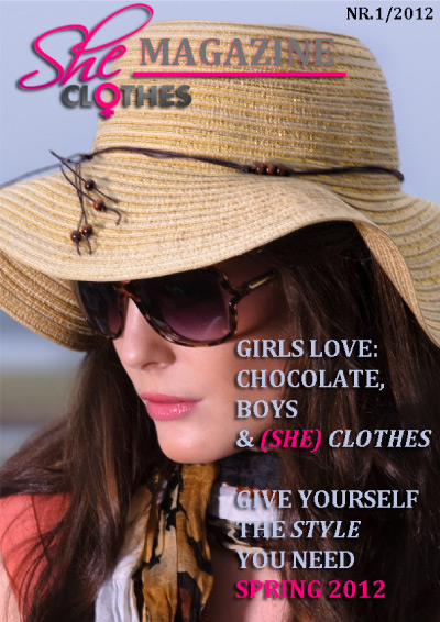 SHE Magazine - Spring 2012 free download