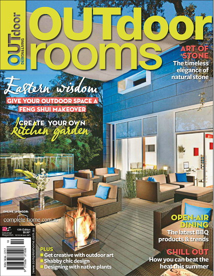 Outdoor Rooms Magazien Edition 10 free download