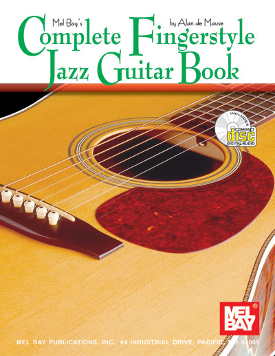 Mel Bay's Complete Fingerstyle Jazz Guitar Book free download