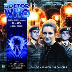 Eddie Robson - Doctor Who: Binary (Audiobook) free download