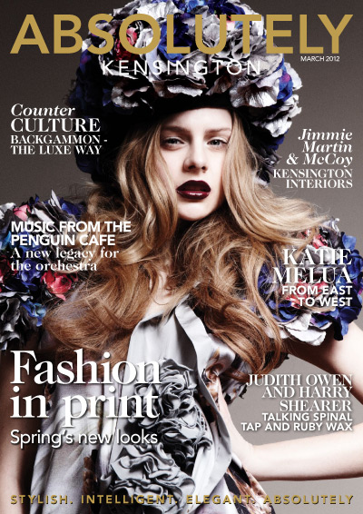 Absolutely Kensington - March 2012 free download