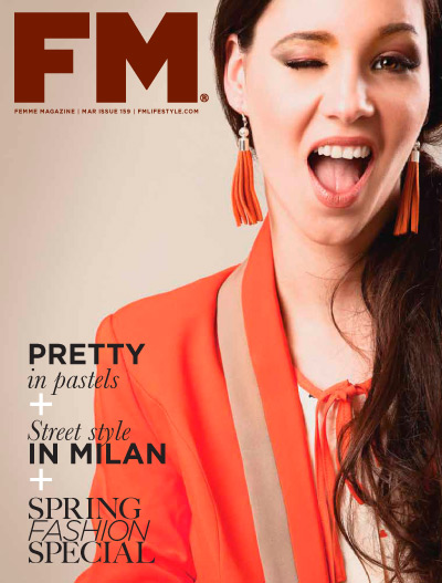 Femme Magazine - March 2012 free download