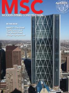 Modern Steel Construction - April 2012 free download