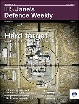 Jane's Defence Weekly - 28 March 2012 free download