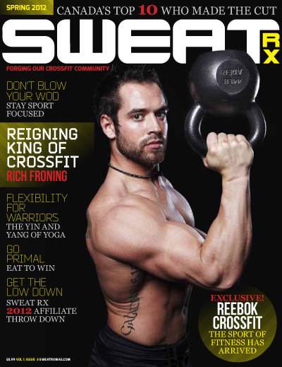 Sweat RX - Spring 2012 free download
