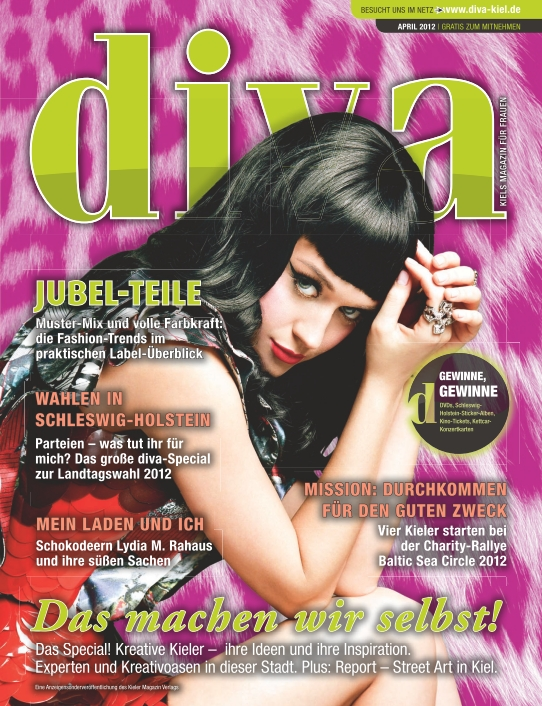 Diva - April 2012 free download