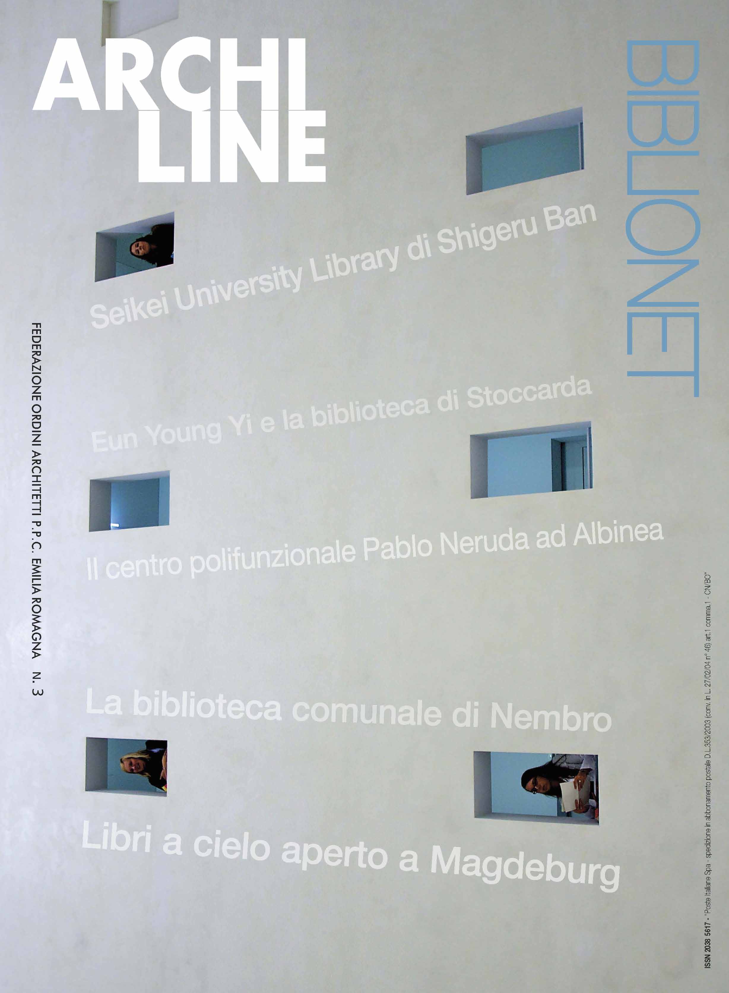 Archiline Nr.3 Marzo 2012 free download