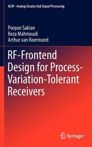 RF-Frontend Design for Process-Variation-Tolerant Receivers free download