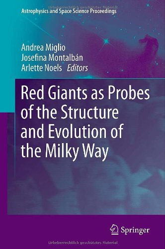 Red Giants as Probes of the Structure and Evolution of the Milky Way free download