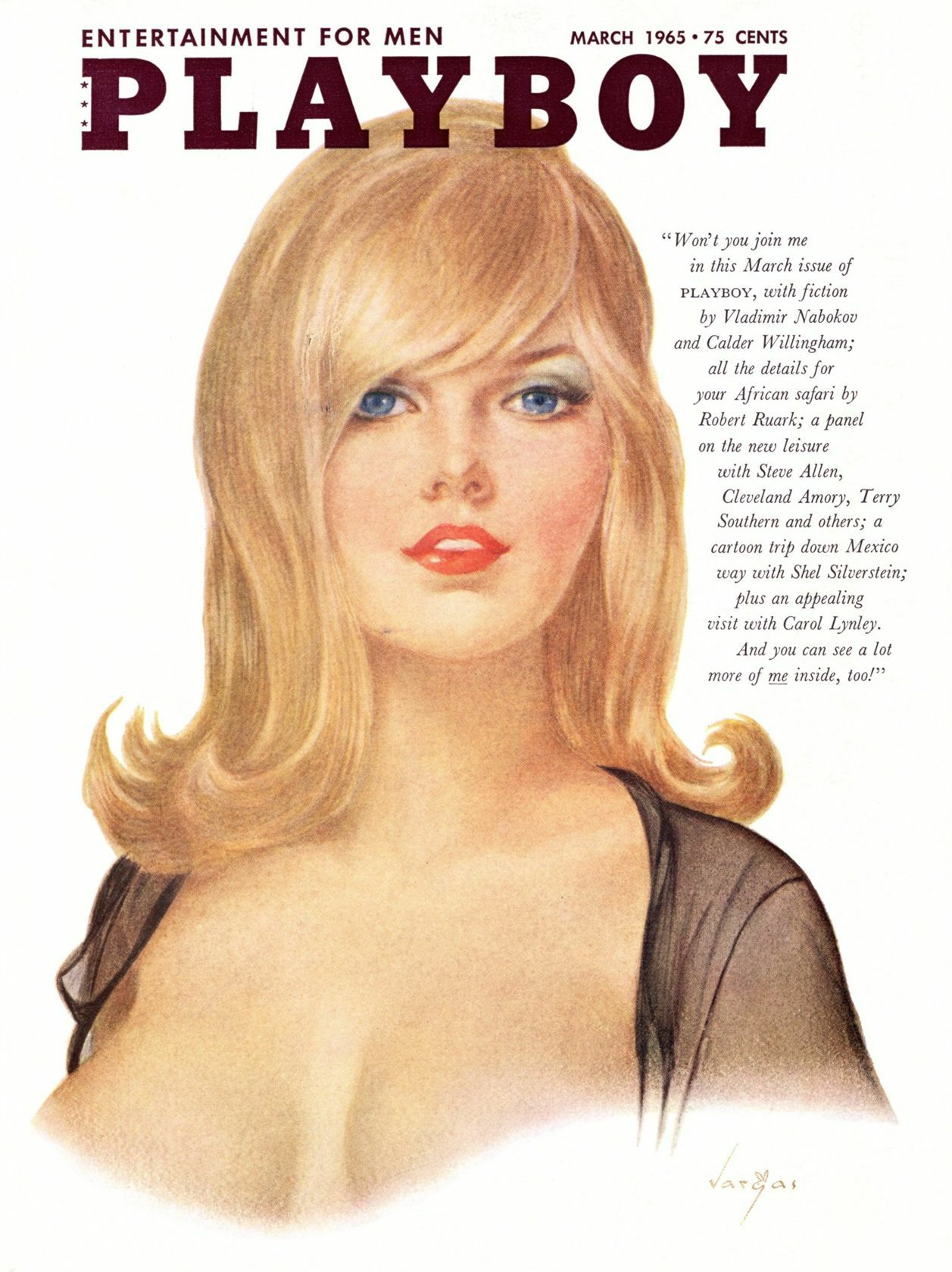 Playboy Usa March 1965 Free Ebooks Download