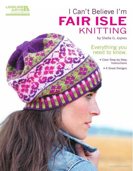 I Can't Believe I'm Fair Isle Knitting free download