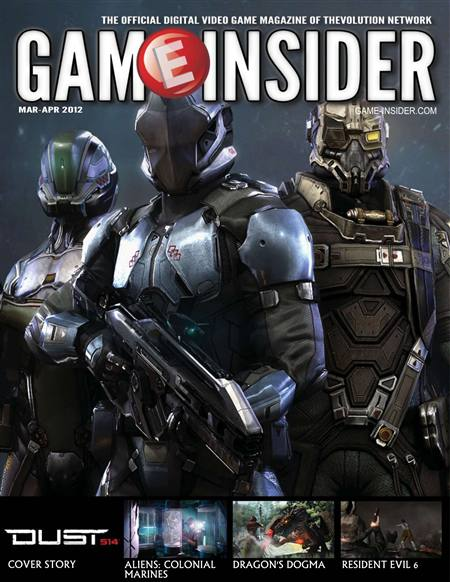 GameInsider - March/April 2012 free download