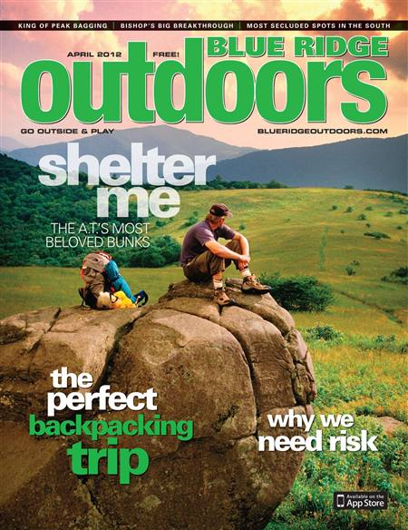 Blue Ridge Outdoors - April 2012 free download