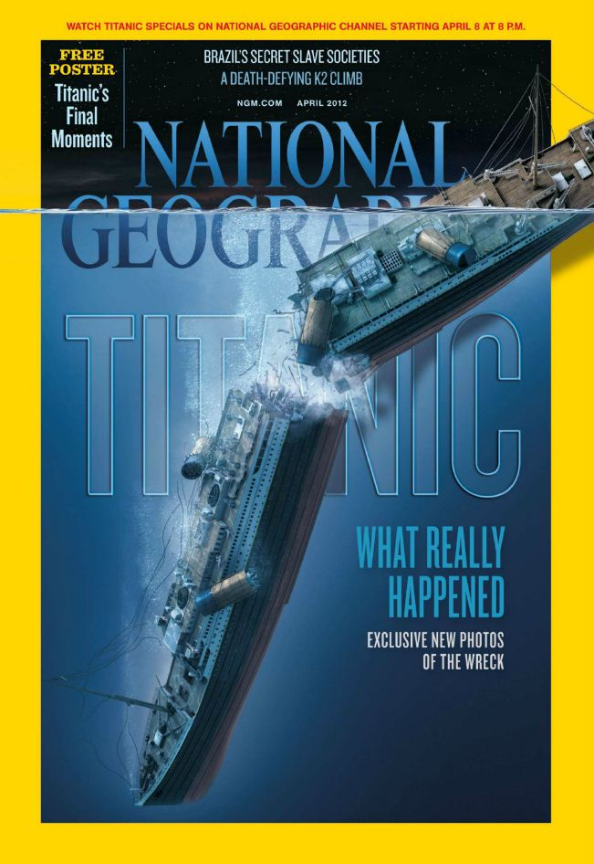 National Geographic - April 2012 free download