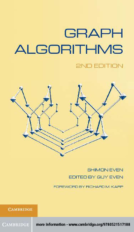 Graph Algorithms free download