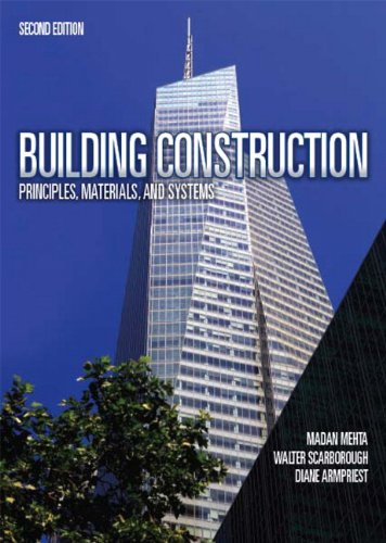 Building Construction: Principles, Materials, & Systems (2nd Edition) free download