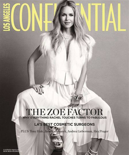 Los Angeles Confidential - April/May 2012 free download