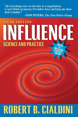 Influence: Science and Practice, 5th Edition free download