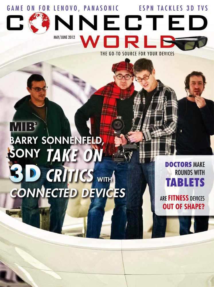 Connected World May-June 2012 (USA) free download