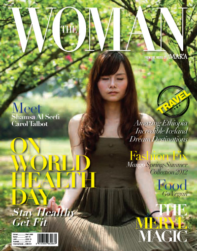 The Woman - April 2012 free download
