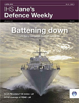 Jane's Defence Weekly - 4 April 2012 free download