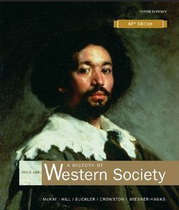A History of Western Society Since 1300 free download
