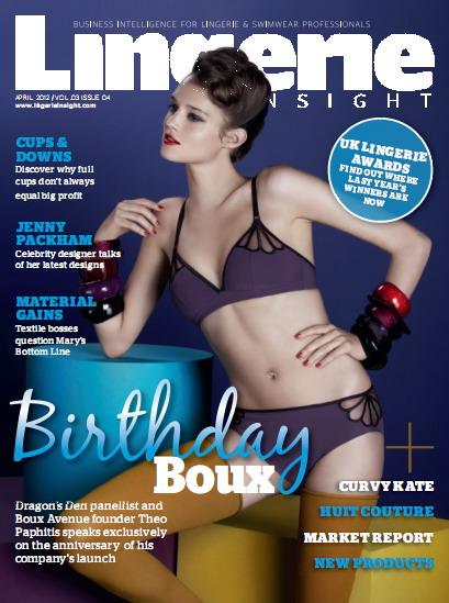 Lingerie Insight Magazine April 2012 free download