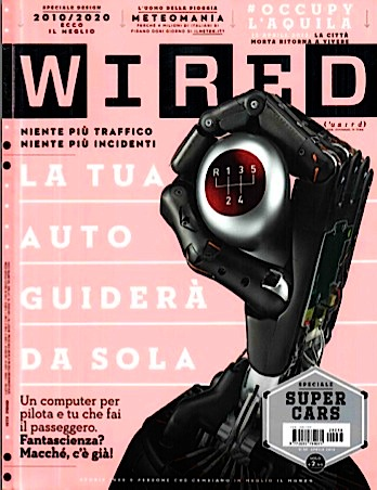 Wired - Aprile 2012 free download