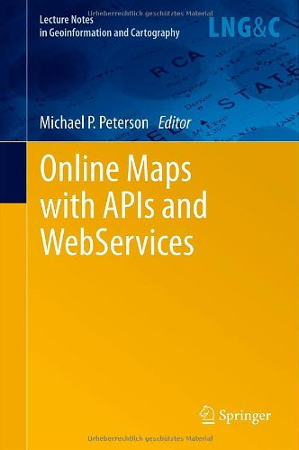 Online Maps with APIs and WebServices free download