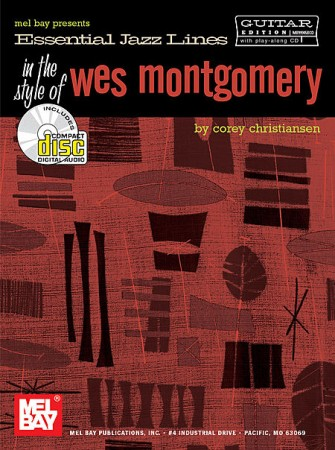 Wes Montgomery - Essential Jazz Lines free download