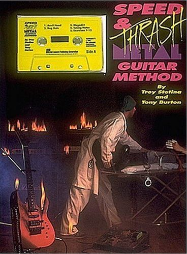 The Troy Stetina Series - Speed and Thrash Metal Guitar Method (Spain edition) free download