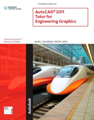 AutoCAD 2011 Tutor for Engineering Graphics free download
