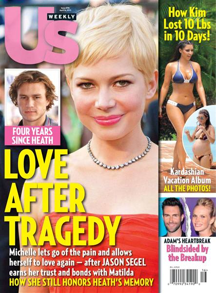 Us Weekly - 16 April 2012 free download