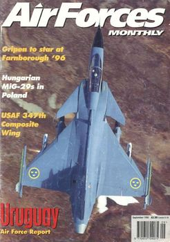 Air Forces Monthly 1996-09 free download